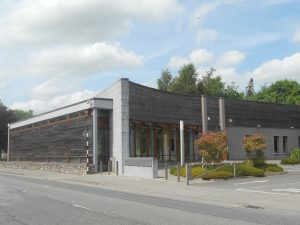 Clara Bog Visitor Center